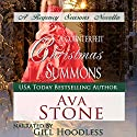 A Counterfeit Christmas Summons: Regency Seasons Novellas, Book 1 (       UNABRIDGED) by Ava Stone Narrated by Gill Hoodless