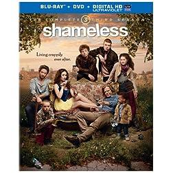 Shameless: Complete Third Season [Blu-ray]