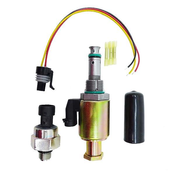 New 2PCS Pigtail Connectors of IPR /& ICP Sensor For Ford E-350 F-250 F-350 7.3L