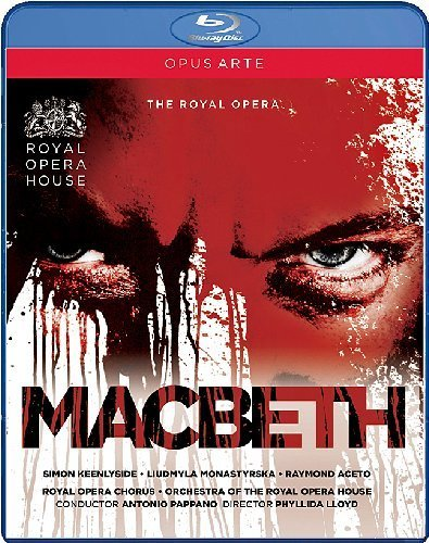 Verdi: Macbeth (Royal Opera House) (Opus Arte: OABD7095D) [Blu-Ray]