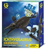 Geoworld Sea Monsters Ichthyosaurus Skeleton Excavation Kit
