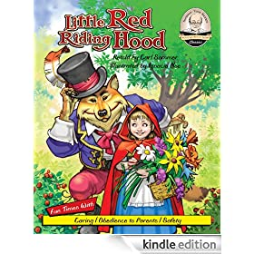 Little Red Riding Hood (Sommer-Time Story Classic Series Book 9)