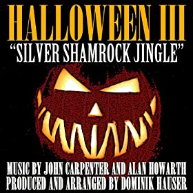 "Amazon.com: The Silver Shamrock Jingle - From ""Halloween ..."