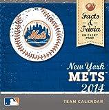Turner - Perfect Timing 2014 New York Mets Box Calendar (8051187)