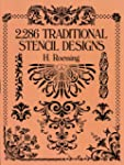 2,286 Traditional Stencil Designs (Do...