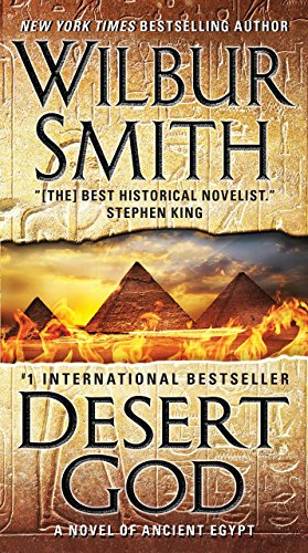 Desert God: A Novel of Ancient Egypt PDF