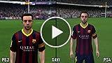FIFA 14 - Playstation 4 Vs. Playstation 3