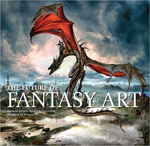 Futurism Art Books The Future of Fantasy Art Aly