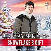 Snowflake's Gift: Delos Series, Book 6 | Lindsay McKenna