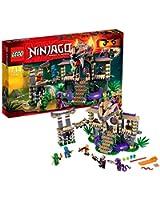 Lego Ninjago 70749 - Tempel der Anacondrai
