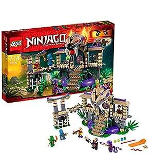 レゴ ニンジャゴー アナコン神殿 70749