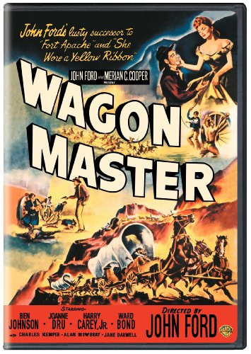 Cover art for  Wagon Master