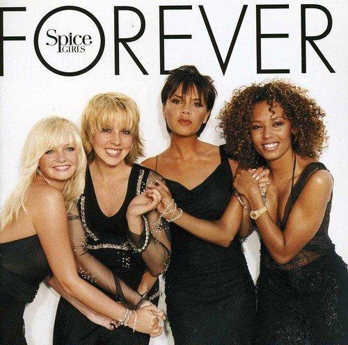 CD : SPICE GIRLS - Forever
