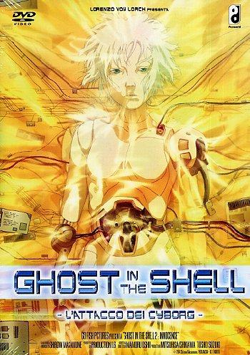 Ghost In The Shell 2 - L'Attacco Dei Cyborg