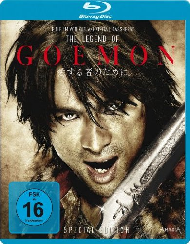 The Legend of Goemon [Blu-ray] [Special Edition]