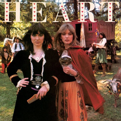 Original album cover of Little Queen (180 Gram Audiophile Vinyl / Limited Edition / Gatefold Cover) by Heart