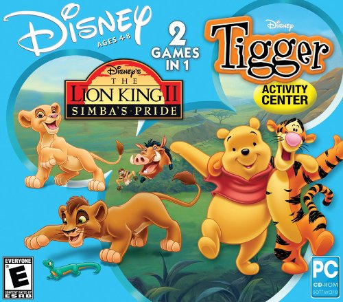 Simba And Tigger Activity Centers Jc front-660283