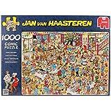 Jumbo - Puzzle - Jan van Haasteren - Bon Anniversaire - 1000 Pièces
