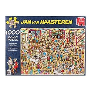 Jumbo 01489 - Jan van Haasteren - Geburtstagsparty - 1000 Teile