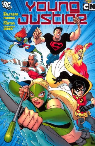 Young Justice Vol. 1: Art Baltazar, Mike Norton: 9781401233570: Amazon.com: Books