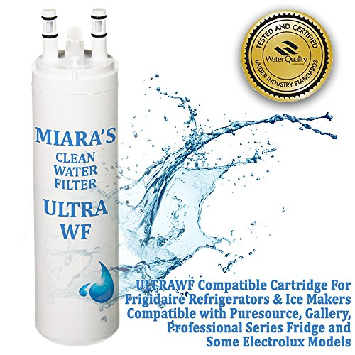 Frigidaire ULTRAWF/Kenmore 46-9999 Compatible Refrigerator Water Filter By MIARA`s (Kenmore Toaster Oven Parts compare prices)