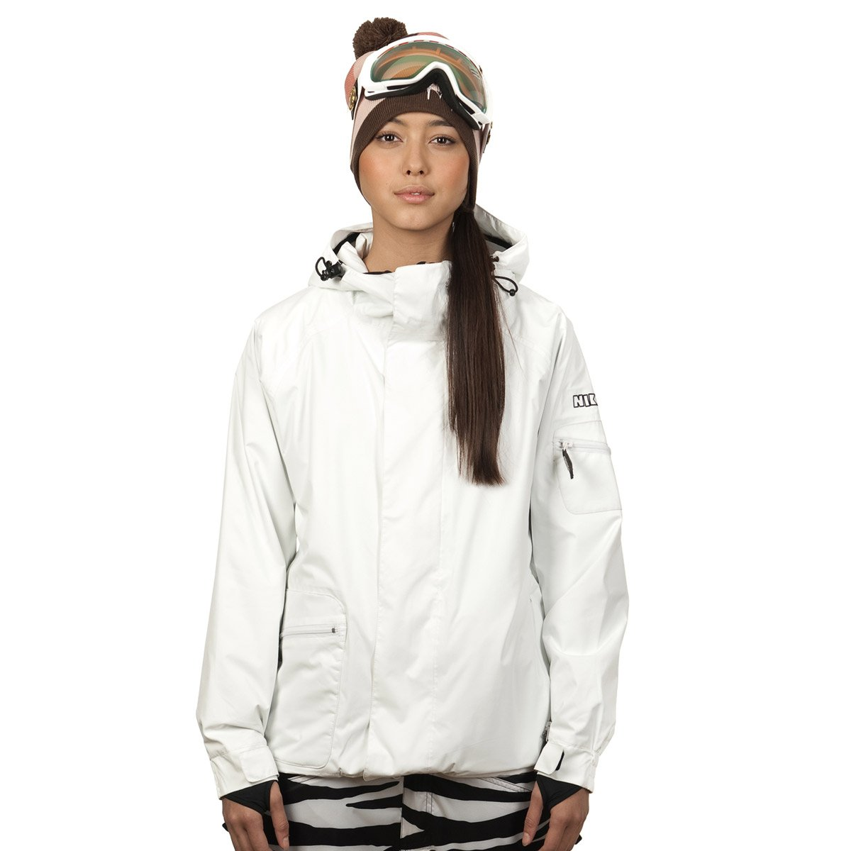Damen Snowboard Jacke Nikita Hemsedal Jacket Women