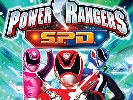Power Rangers SPD - Season 1