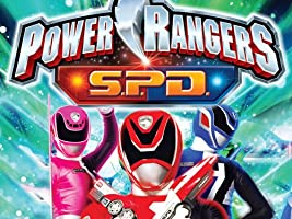 Power Rangers SPD - Season 1