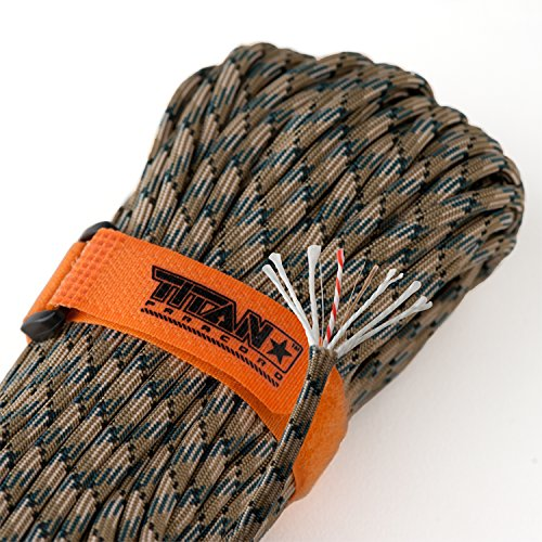 titan-survivorcord-forest-camo-100-foot-hank-military-550-paracord-3-16-diameter-fishing-line-waxed-