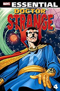 Doctor Strange, Vol. 4 (Marvel Essentials) (v. 4) by Roger Stern, Marshall Rogers, Ralph Macchio and Chris Claremont