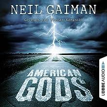 American Gods | Livre audio Auteur(s) : Neil Gaiman Narrateur(s) : Stefan Kaminski