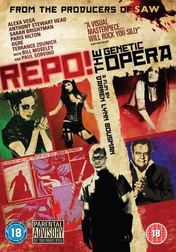 Darren Lynn Bousman - Repo! The Genetic Opera [DVD]