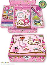 Eco Snoopers / Create Your Own Secret Diary Set, Pink