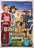 Book - Bibi & Tina - M�dchen gegen Jungs: Das Buch zum Film