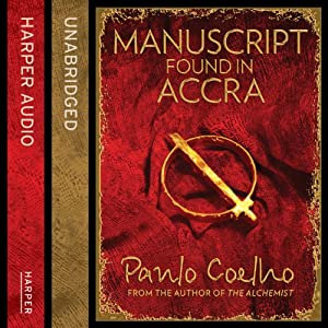 Manuscript Found in Accra Audiobook