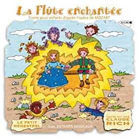 La Fl�te Enchant�e Racont�e Aux Enfants (Mozart)