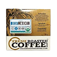 Single Serve Capsules for Keurig K-Cup Brewers, Fresh Roasted Coffee LLC.