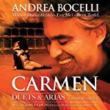 Carmen: Duets and Arias ~ Andrea Bocelli