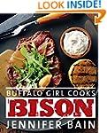 Buffalo Girl Cooks Bison