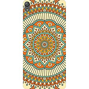RD Digital Printed Designer Back Cover for Sony Xperia Ultra (Multi-color)