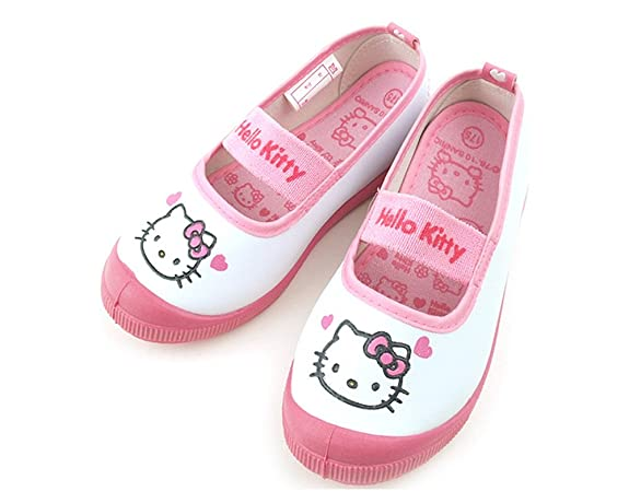 VOVOshoes Hello Kitty Girls Toddler Youth Slippers Clog Mule School Comfort Indoor Shoes