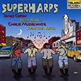 echange, troc Charlie Musselwhite & Sugar Ray Norcia & Billy Branch & James Cotton - Superharps