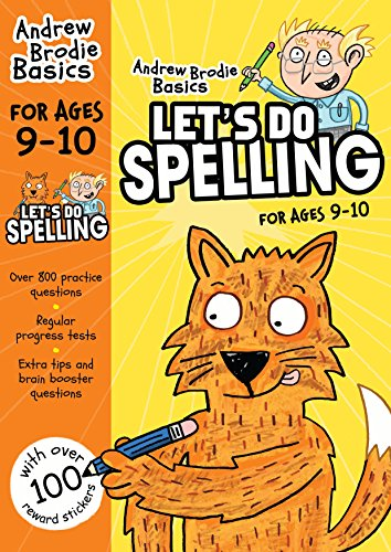 Let's do Spelling 9-10