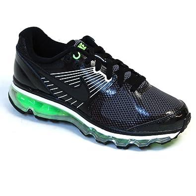 Nike Air Max 2010 Mens Running Shoe WineRed Yellow