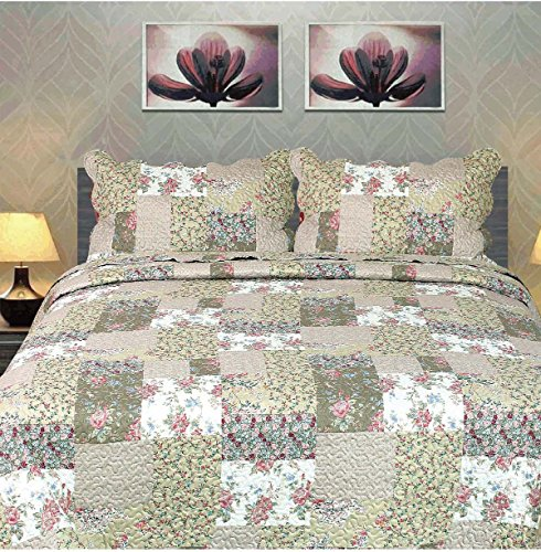 Cool Bedspreads 9508 front