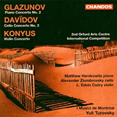 Glazunov;Piano Concerto 2