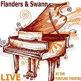 Flanders and Swann: Live at the Fortune Theatre