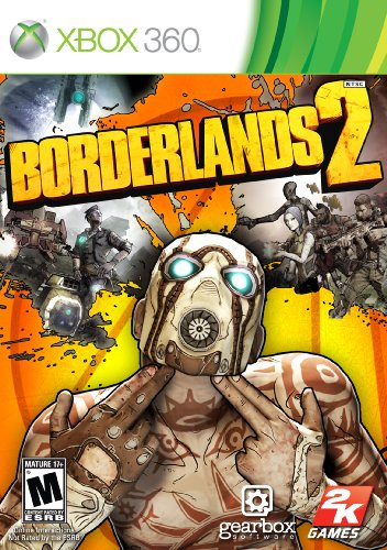 Borderlands 2 on Xbox 360