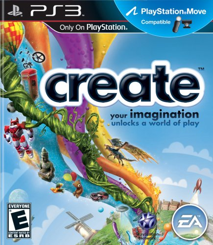 Create - Playstation 3 front-320559