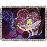 Disney, Tinkerbell, Clumsy Nonmet 48-Inch-by-60-Inch Acrylic Tapestry Throw by The Northwest Company